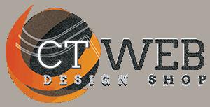 CT Web Design Shop Inc. Logo